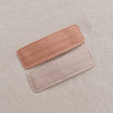 Mae & Rae Maeve Rust Clip Set