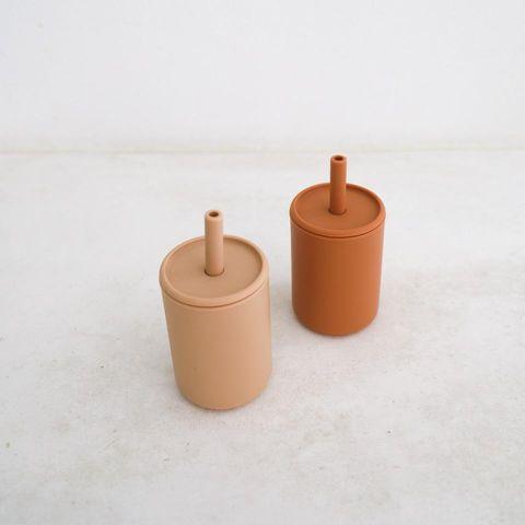 Rommer Cinnamon & Nude Cups Set