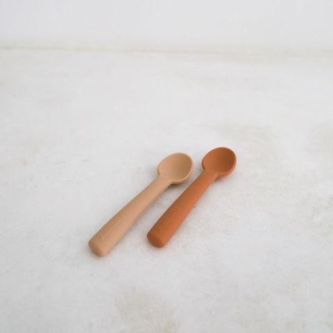 Rommer Cinnamon & Nude Spoon Set