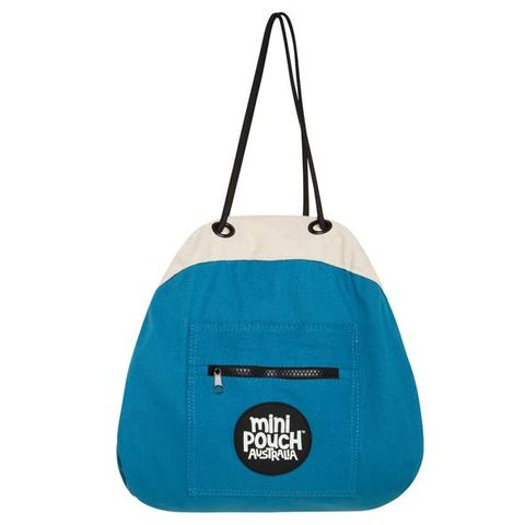 Mini Play Pouch Ocean Blue