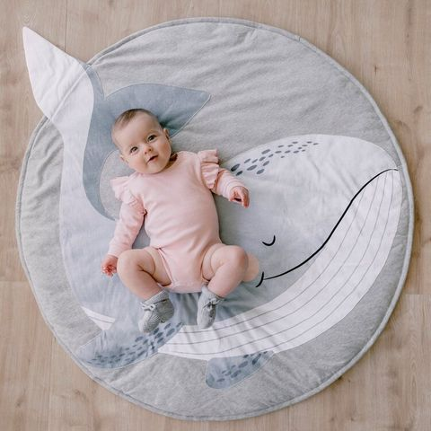 Mister Fly Whale Playmat