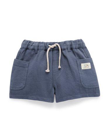 Purebaby Bluestone Pull on Shorts