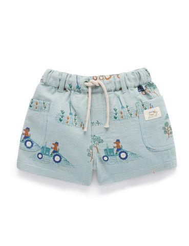 Purebaby Harvest Pull on Shorts