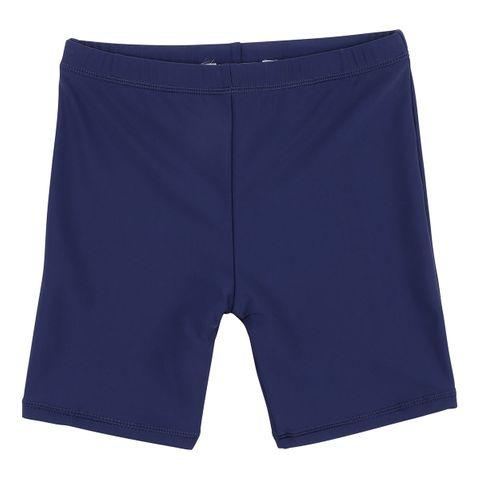 Bebe Navy Swim Shorts
