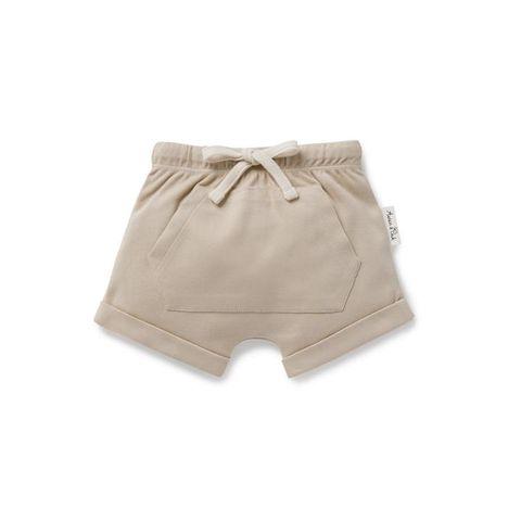 Aster & Oak Feather Grey Pocket Short