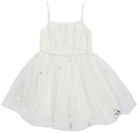 Albetta Off White Fairy Tutu Dress