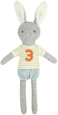 Albetta 3rd Birthday Medium Bunny