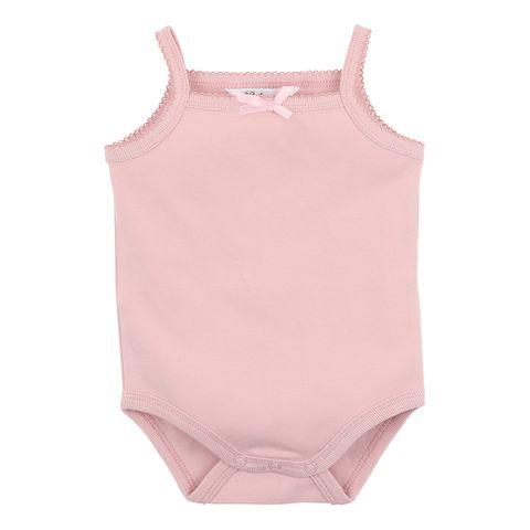 Bebe Dusty Pink Bodysuit