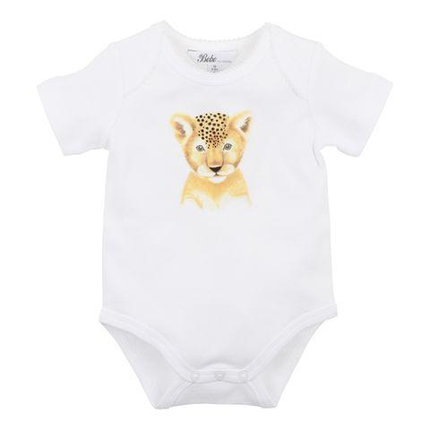 Bebe Riley Lion Club Bodysuit