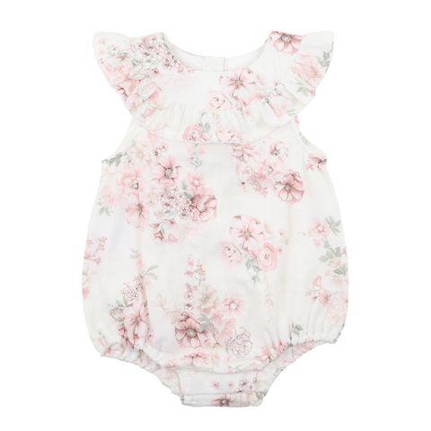 Bebe Amelie Floral Bodysuit