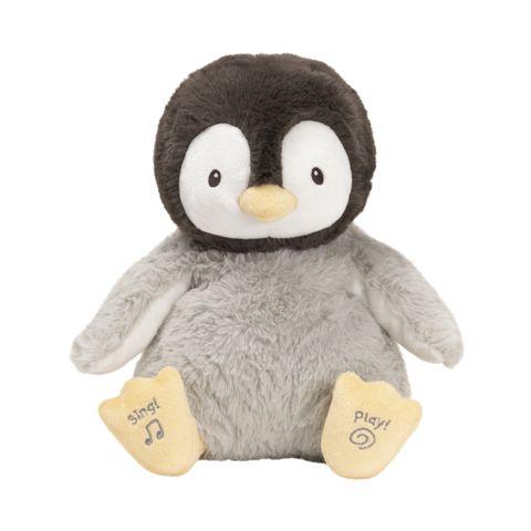 Baby Gund Animated Kissy Penguin