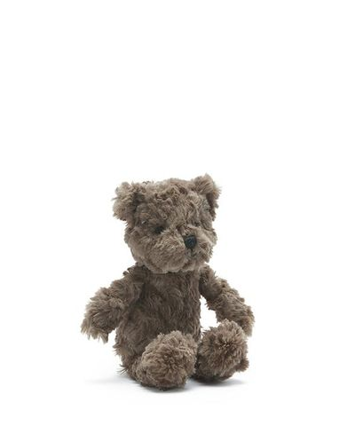 Hana Huchy Mini Benny the Bear Rattle