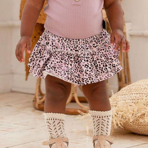 Kapow Kids Leopardess Baby Puff Bloomers