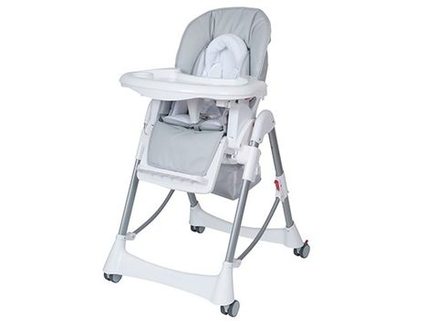 Messina Highchair Silver