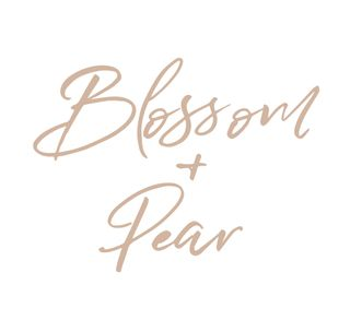 Blossom & Pear