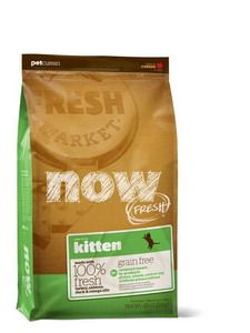 NOW Kitten Grain Free 3.63kg