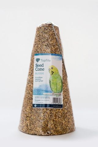 Budgie Seed Cone