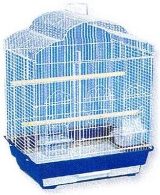 Avi One Bird Cage - 450 Fancy Arch Top 46x36x56cm