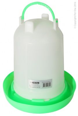 Poultry Gravity Drinker 6L