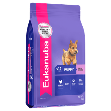 EUK Dog Puppy Small Breed  3kg