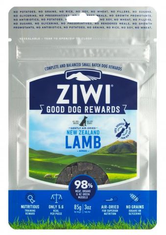 Ziwi Peak Dog Treats - Lamb 85g