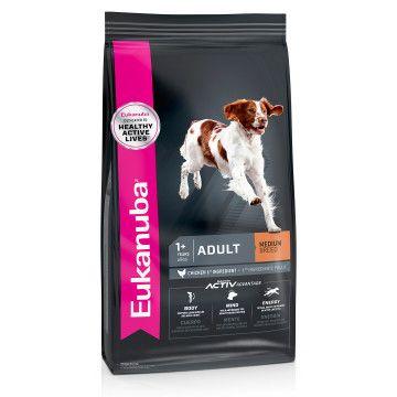 EUK Dog Adult Medium Breed  3kg