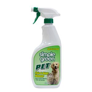Simple Green Stain and Odour Remover 650ml