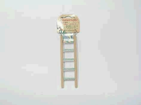 Wood & Cement 5 Step Trimmer Ladder
