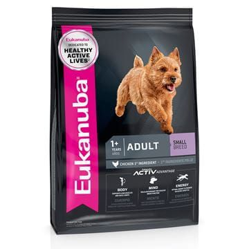 EUK Dog Adult Small Breed  3kg