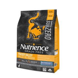 Nutrience Cat Sub Zero Fraser Valley 2.27kg