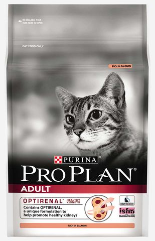 Proplan Cat Adult Salmon Optirenal 2.5kg