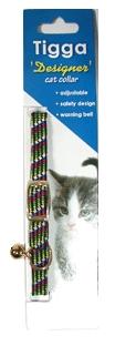 Tigga Mix Reflect Cat Collar Basic