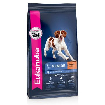 EUK Dog Senior Medium Breed  3kg