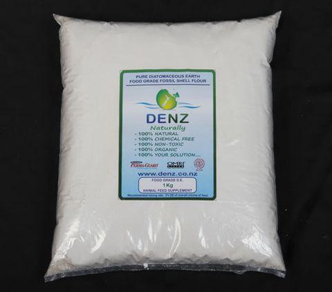 DENZ Diatomaceous Earth 1kg