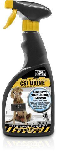 CSI Urine Dog/Puppy Stain Odour Remover 500ml