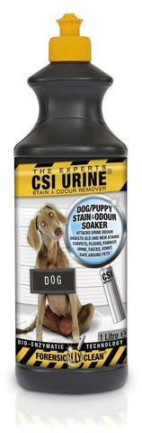 CSI Urine Dog/Puppy Stain Odour Remover 1lt