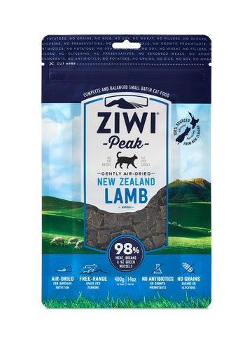 Ziwi Peak Cat Cuisine - Lamb 400g