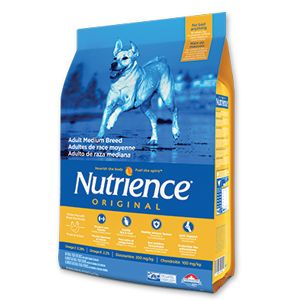 Nutrience Dog Original Adult Med Breed 11.5kg