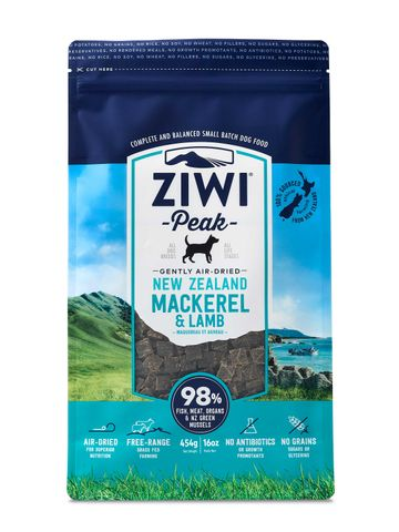 Ziwi Peak Dog Cuisine - Mackerel & Lamb 454g