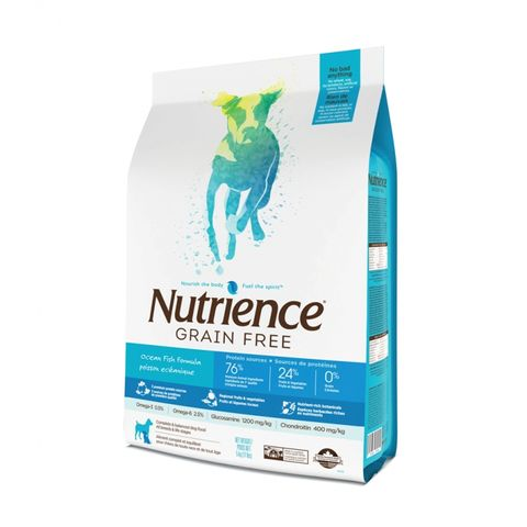 Nutrience Dog Grain Free Ocean Fish 2.5kg