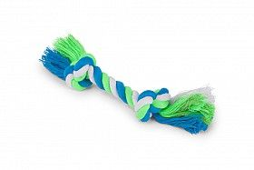 Kazoo Twisted Rope Knot Bone - Large