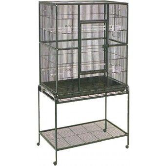 Avi One Bird Cage 604 82x46x78cm Total H152cm