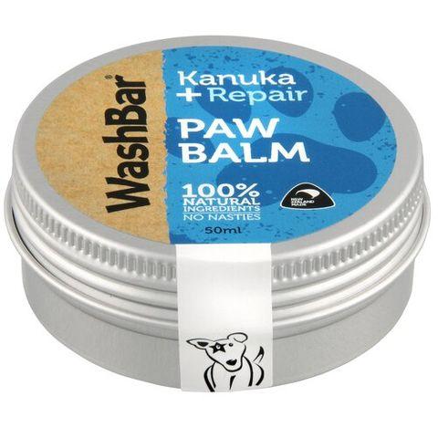 Wash Bar Paw Balm 50ml