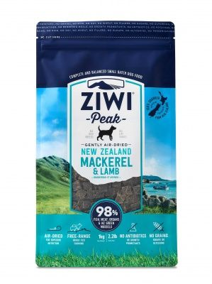 Ziwi Peak Dog Cuisine - Mackerel & Lamb 2.5kg