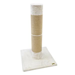 Petpals Titan XL Scratch Pole Cream 100 x 18cm
