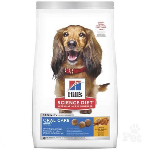 SD Dog Adult Oral Care  2kg
