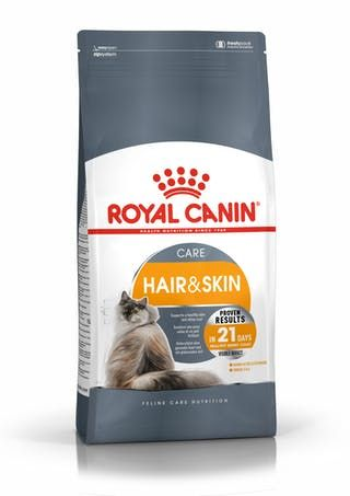RC Cat Hair & Skin Care 4kg