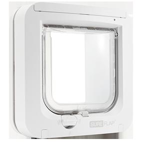SureFlap - Microchip Cat Door - White