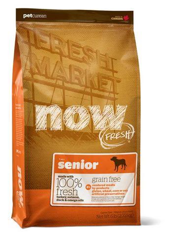 NOW Dog Senior Grain Free 2.72kg