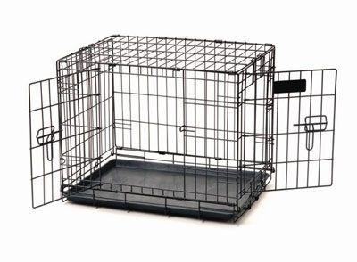 Crate 3000 Black 76x48x53cm